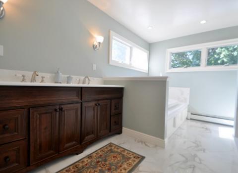 Bathroom - Dix Hills