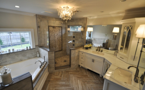 Dix Hills - Before | After