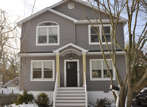 Dormer Addition - Oyster Bay Cape