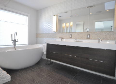 Master Bath - Glen Cove