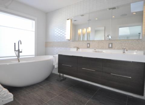 Master Bath - Glen Cove