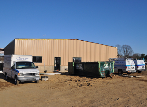 Commercial Work - Garden City Country Club