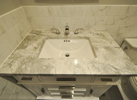 Hallway Bathroom - Huntington