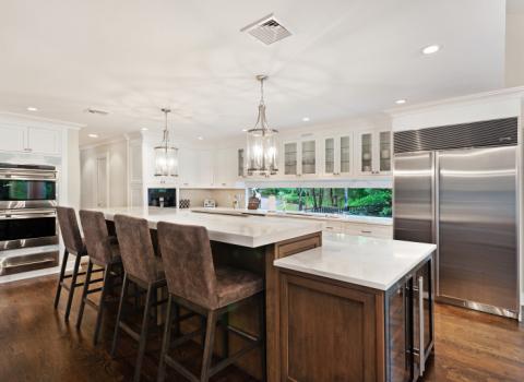 Kitchen - Dix Hills