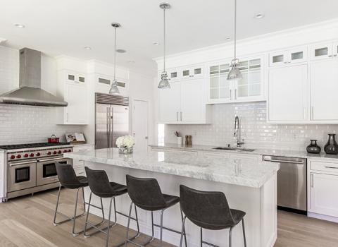 Kitchen - East Hampton