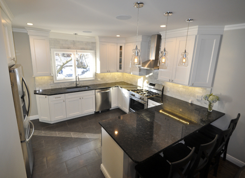 Kitchen - Oyster Bay