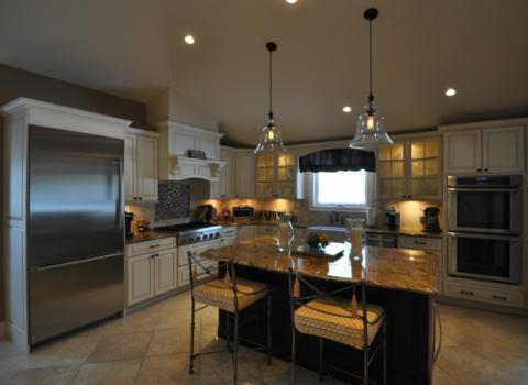 Kitchen - Laurel Hollow
