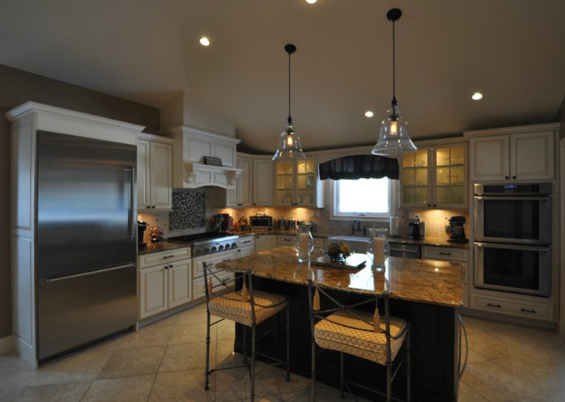 Kitchens Center Island Contracting