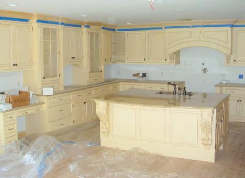 Kitchen - Roslyn Estates