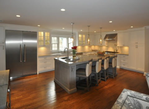 Kitchen - Oyster Bay Cove
