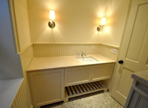 Basement Bathroom - Locust Valley
