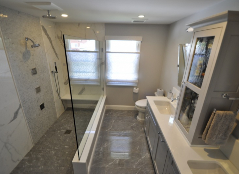 Master Bathroom - Farmingdale