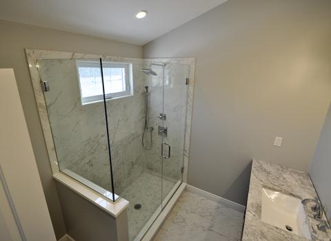 Master Bathroom - Huntington