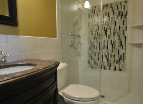 On Suite Bathroom - Melville
