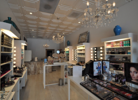 Commercial Work - Merrick Beauty Bar