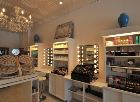 Millwork - Merrick Beauty Bar