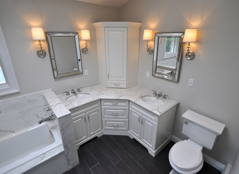 Master Bath - Muttontown