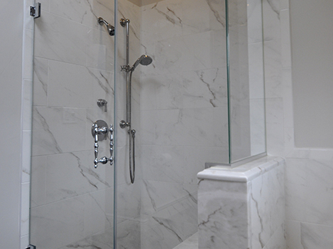 Bathrooms Center Island Contracting