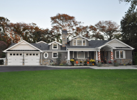 NEW CONSTRUCTION - OYSTER BAY