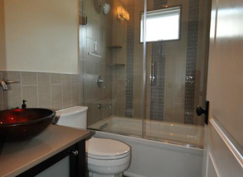 Hallway Bathroom - Port Washington