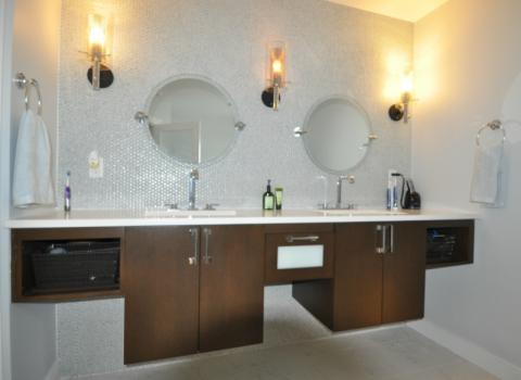 Master Bathroom - Port Washington