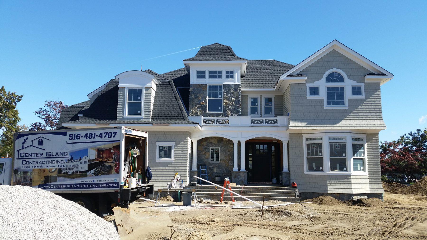 Long Island NY New Construction