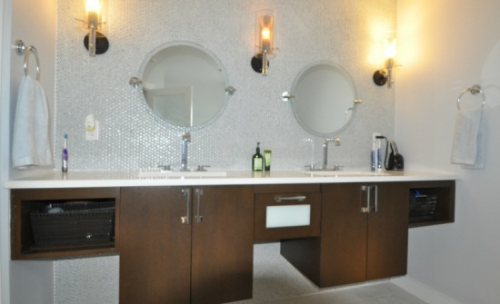 Master Bathroom Remodel Inspiration From Center Island Contracting