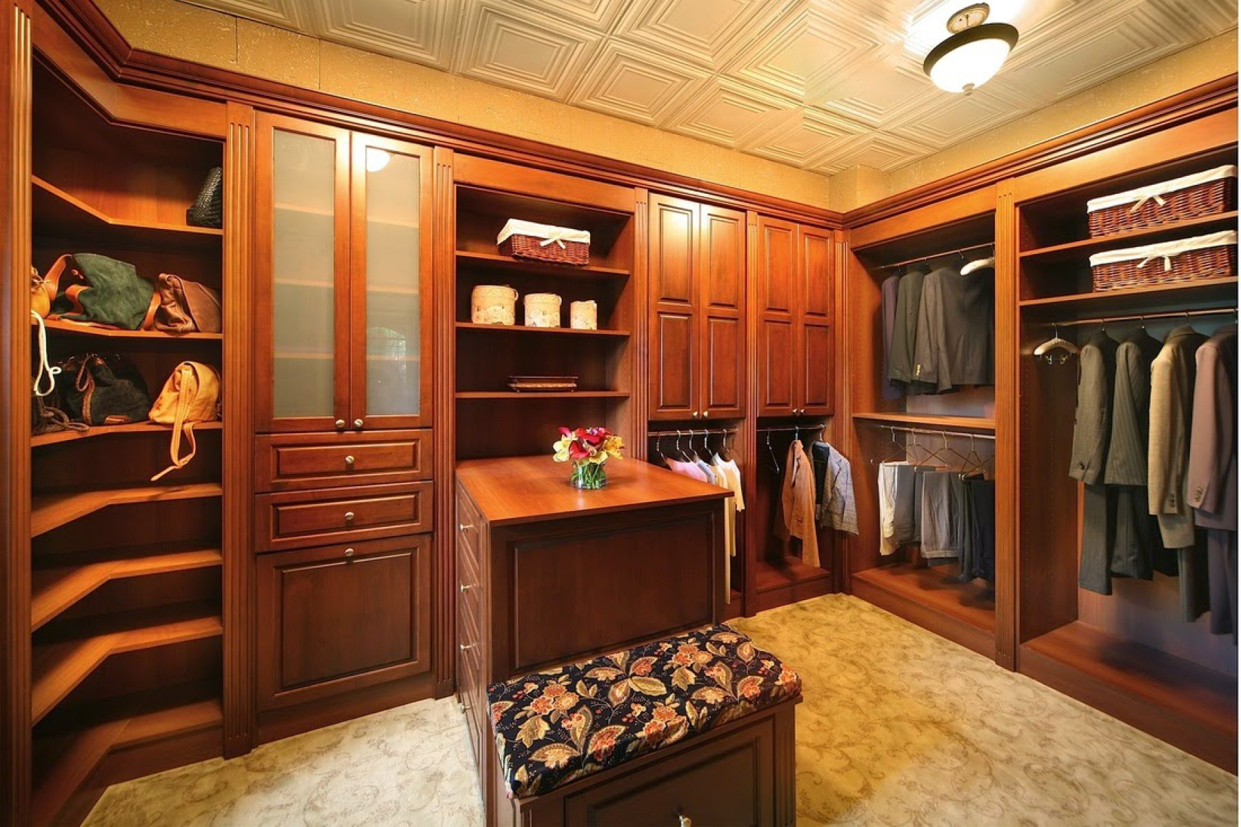 Why walk in closets are a great home addition center for Great closets