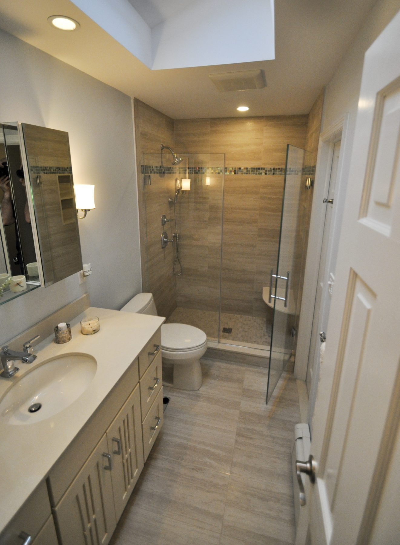 Bathroom Remodeling Center Island Contracting