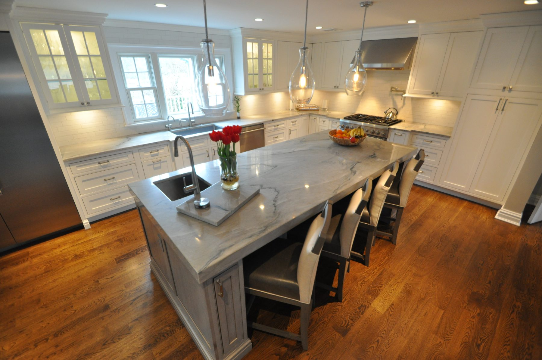 Long Island NY Granite   Silestone Fabrication & Installation